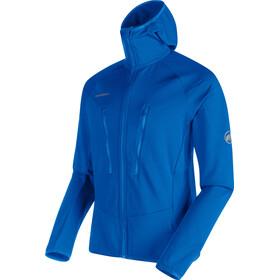 Mammut Aenergy Light ML Hooded Jacket Men ultramarine